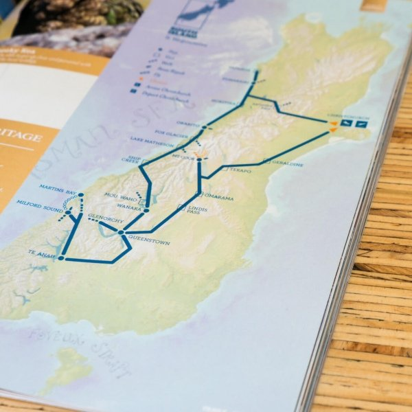 World Heritage – Our Original Luxury Walking Tour - New Zealand Trails