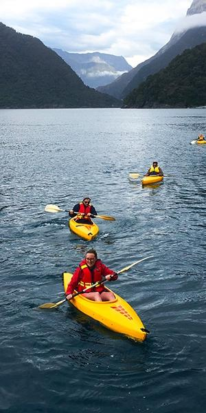 1 kayaking tour milford sound fiordland