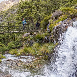 Nelson Lakes National Park, best hikes South Island