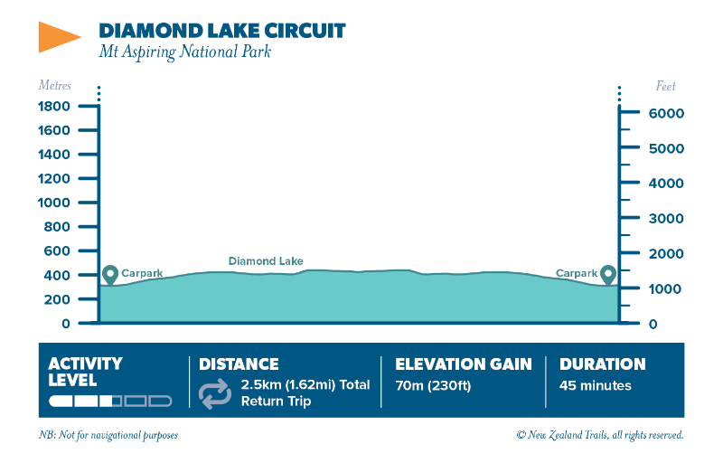 Diamond lake circuit