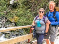 New Zealand Hiking Guests
