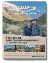 New Zealand adventure tour magazine