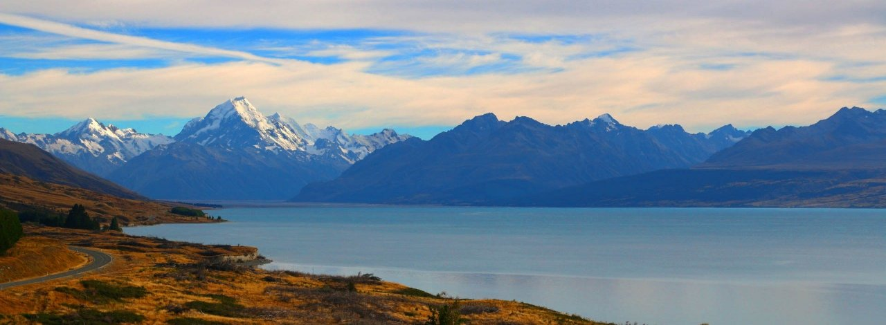 World Heritage New Zealand - Mt Cook