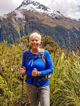 New Zealand Hiking tours with New Zealand Trails