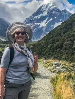 New Zealand Walking Tour