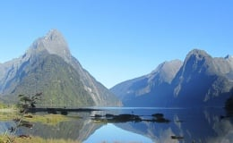 Milford Sound is one of the best things to do in New Zealand