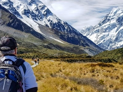 Keeping safe on NZ trails
