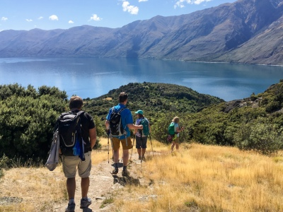 what to bring for walking in new zealand