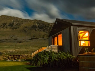 Ohau Quarters luxury accommodation