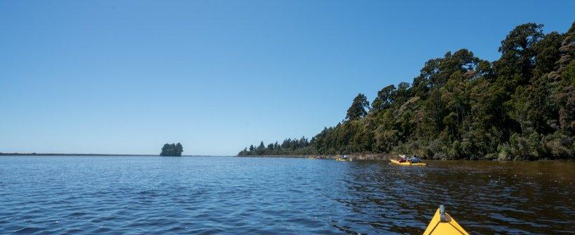 okarito kayaking2