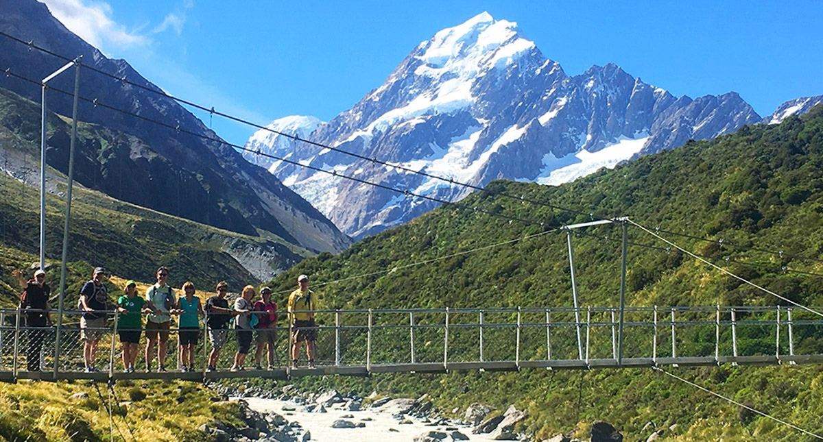 New Zealand South Island Cycle Tours