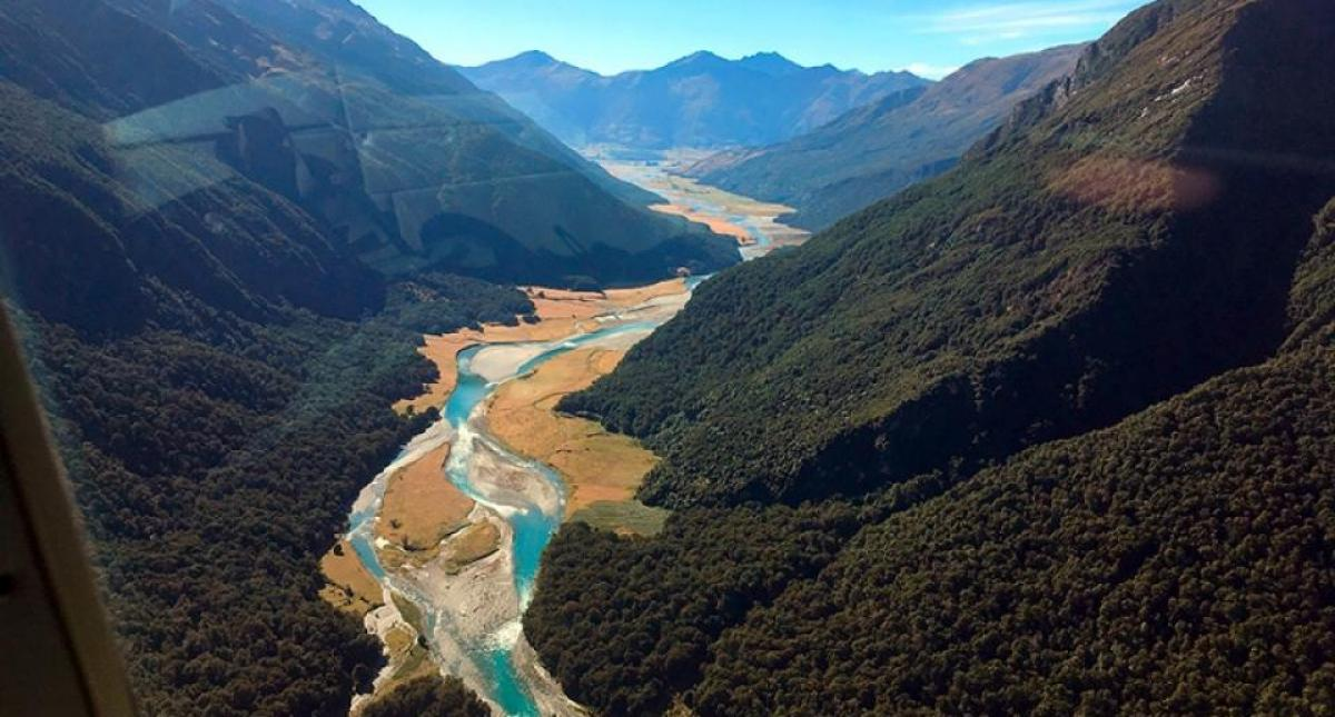 4 scenic flight mount aspiring nz 3