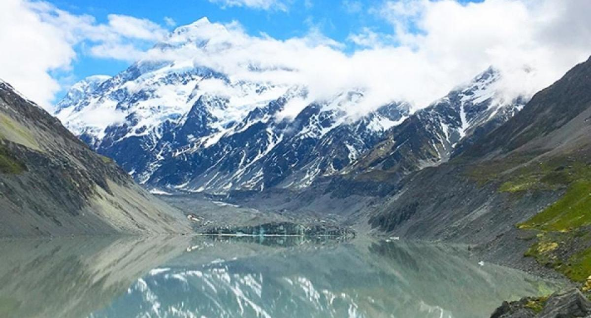 6 aoraki mount cook national park