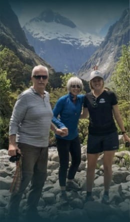 New Zealand all inclusive tours hiking South Island