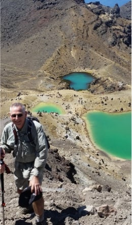 New Zealand all inclusive tours hiking Tongariro Crossing