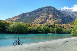 Queenstown-bike-riding