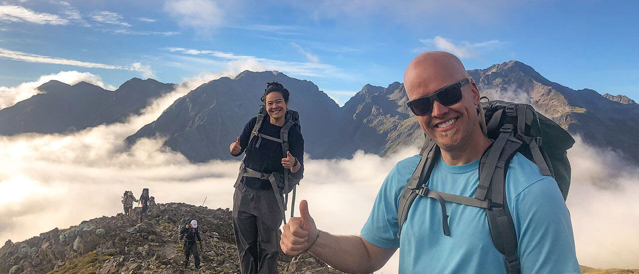 Hiking Tour New Zealand Kiwi Classic New Zealand Trails