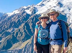 South Island New Zealand, small group adventure tours New Zealand