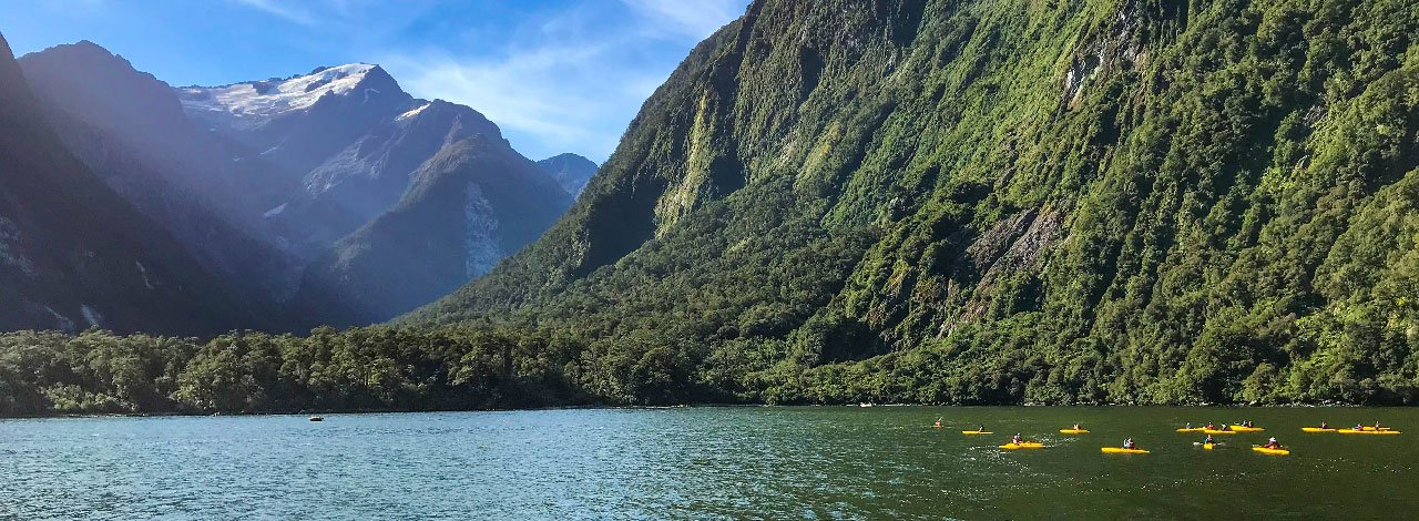 sustainable tourism for new zealand hiking tour