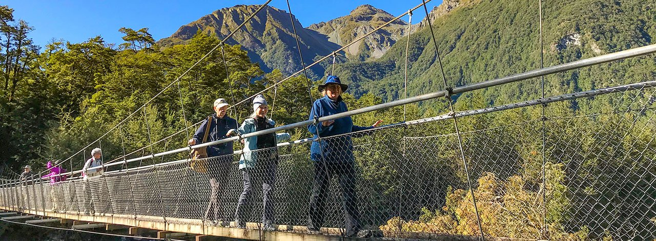 world heritage fitness routeburn track header