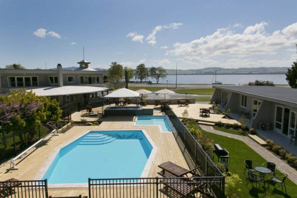 anchorage resort taupo