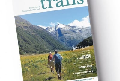 nztrails magazine cover