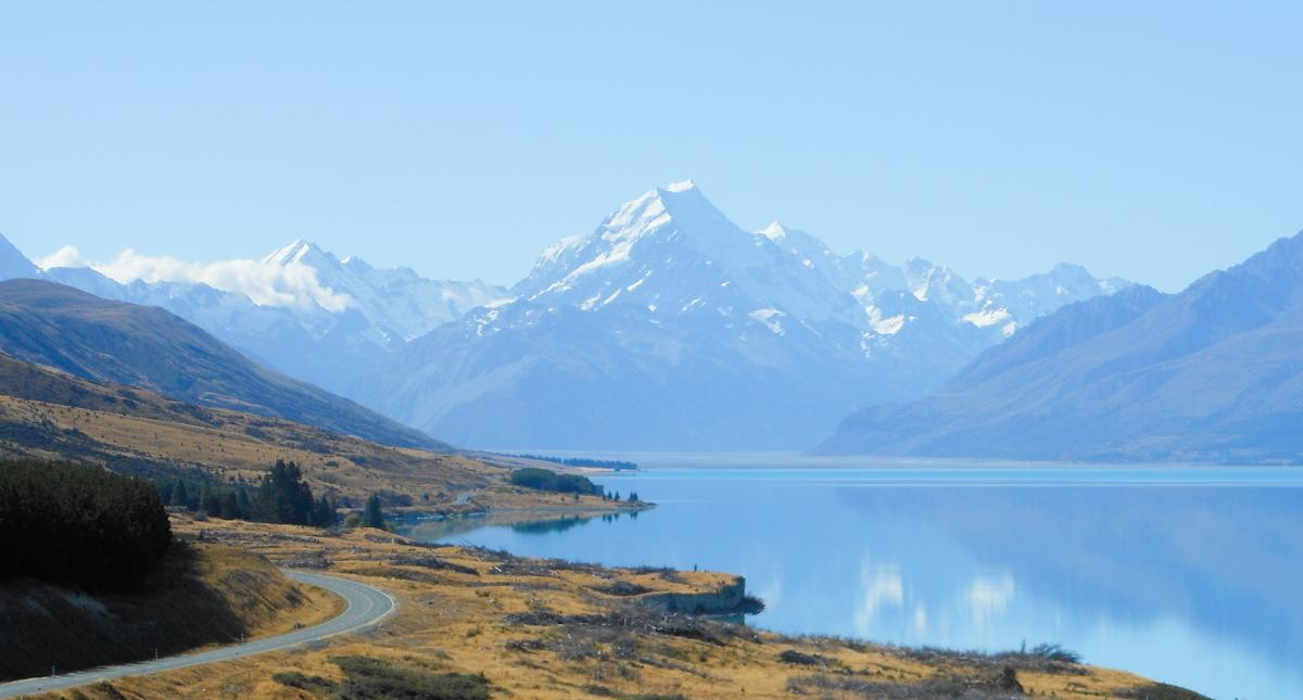 13 mount cook road lake pukaki5