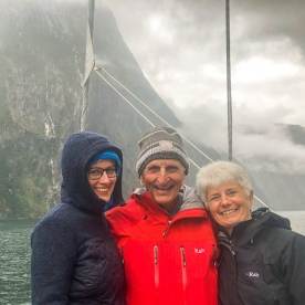 Milford Sound Cruise, Fiordland New Zealand