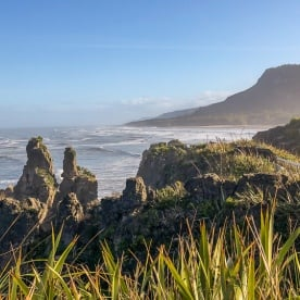 Paparoa national park, West Coast New Zealand