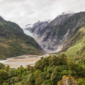 Franz Josef Glacier, West Coast New Zealand