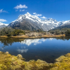 Key Summit Lookout Trail Lake, Fiordland New Zealand