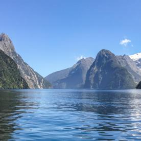 Milford Sound, Fiordland National Park Southland New Zealand