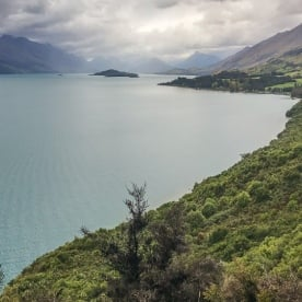 Bennets Bluff Lookout, Lake Wakatipu Otago New Zealand