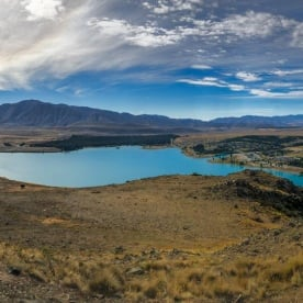 Lake Tekapo, Canterbury New Zealand