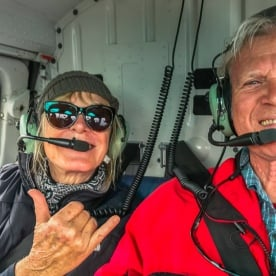 Helicopter Tour at Milford Sound, Fiordland National Park Southland New Zealand