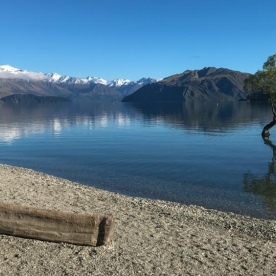 Lake Wanaka, Otago New Zealand