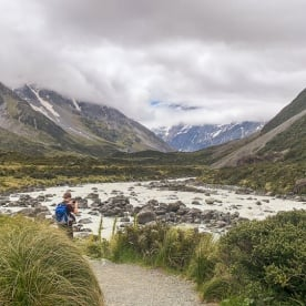 Aoraki Mount Cook, Canterbury New Zealand