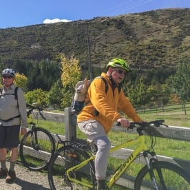 Arrow River Bridges Ride, Otago New Zealand