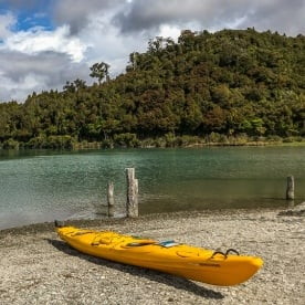 Okarito Lagoon, West Coast New Zealand