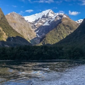 Milford sound, Fiordland Southland New Zealand