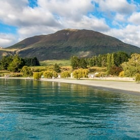 Lake Wakatipu, Otago New Zealand