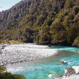 hollyford river new zealand