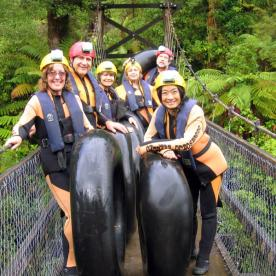 nile river rafting experience new zealand