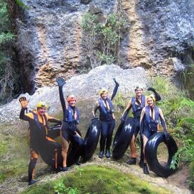 rafting at nile river new zealand
