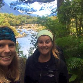 5 ladies arthur river milford track2