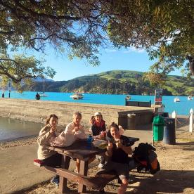 Group at Akaroa