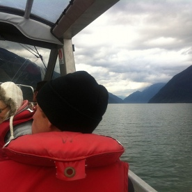Fiordland backcountry jetboat