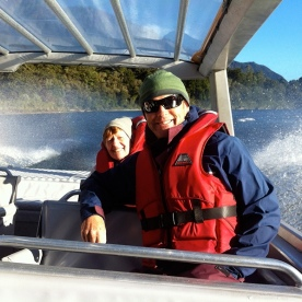 Hollyford River Jetboat