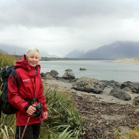 Hiking on the Fiordland Coastline and Hollyford Valley