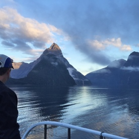 Morning Cruise on Milford Sound